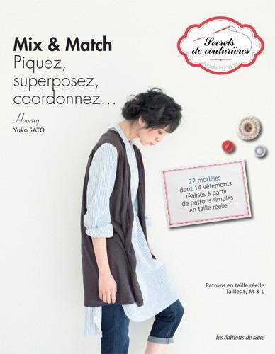 Mix match piquez superposez coordonnez from les - Edition de saxe ...