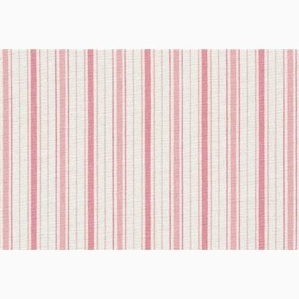 Swell Vintage Rose Pink Ticking Stripe 45X110Cm Home Interior And Landscaping Synyenasavecom