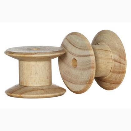 Bobine bois tilda de tone finnanger tilda tilda casa cenina - Bobine en bois de chantier ...