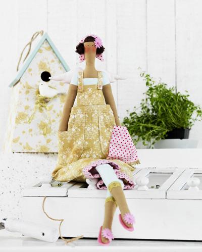 Tilda Kitchengarden Kit From Tone Finnanger Tilda