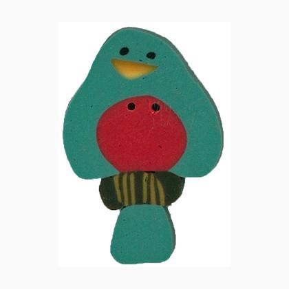 Nh1119l large turquoise parrot de just another button co for Self tissus nancy