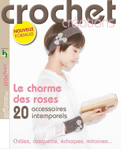 Creative Crochet Magazine : ... de saxe - Books and Magazines - Books and Magazines - Casa Cenina