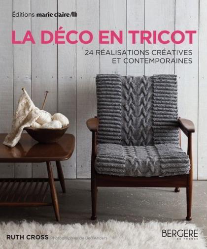 La d co en tricot de marie claire libros y revistas - Marie claire casa ...