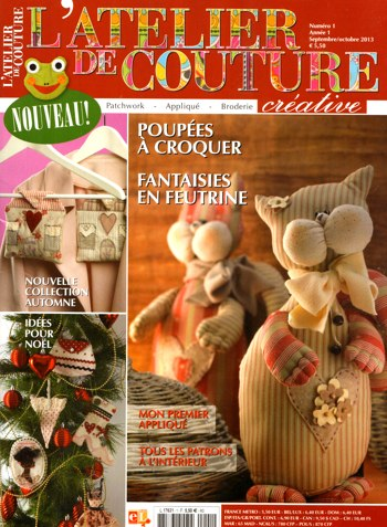 L 39 Atelier De Couture Crative N1 From Lumina Edizioni