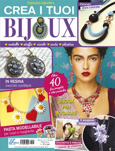 Fantasia creativa crea i tuoi bijoux from editoria for Crea i tuoi progetti