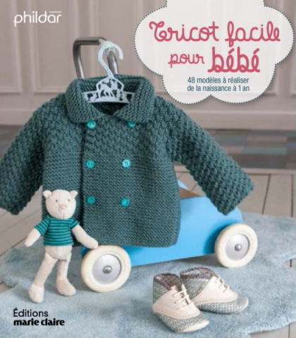 Tricot Facile Pour B 233 B 233 From Marie Claire Books And