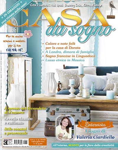 Casa Da Sogno N 35 From Editoria Europea Books