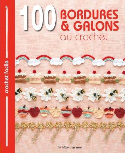 100 Bordures Galons Au Crochet
