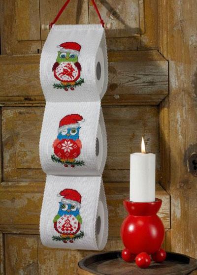 Owl Toilet Paper