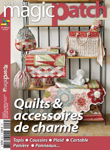 Magic patch hors s rie 96 quilts accessoires de charme - Edition de saxe ...