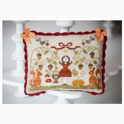 Tralala la for t enchant e d 39 automne from corinne for Decoration foret enchantee