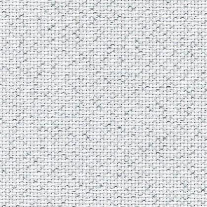 Aida 18 Count Silver Lurex From Zweigart Aida 18ct