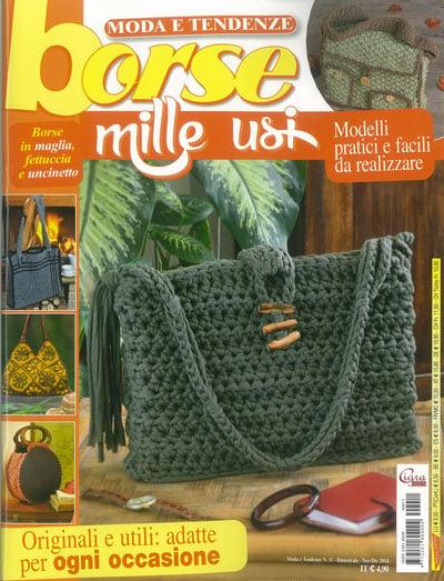 Moda Knitting Pattern Books : Moda e Tendenze #11 From Cigra - Books Magazines & Patterns - Knitting &a...