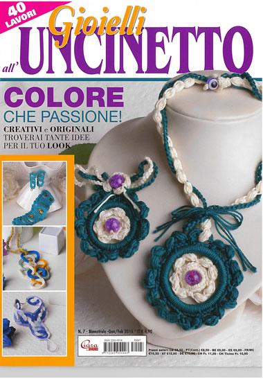 Gioielli Alluncinetto 7 From Cigra Books And Magazines Books