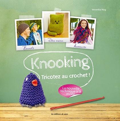 Knooking tricotez au crochet de les dition de saxe - Edition de saxe ...