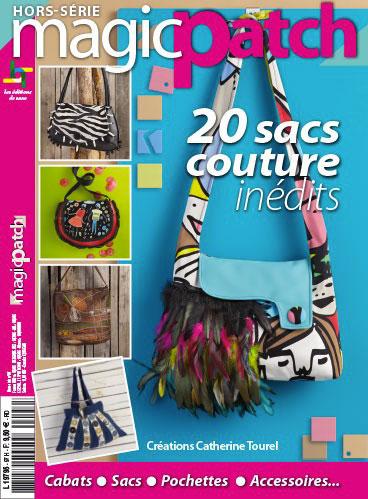 Magic patch hors s rie 97 20 sacs couture in dits de les dition de saxe libros y revistas - Edition de saxe ...