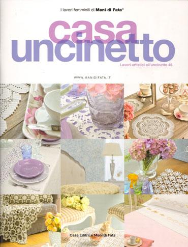 Lavori Artistici Alluncinetto 46 From Mani Di Fata Books And