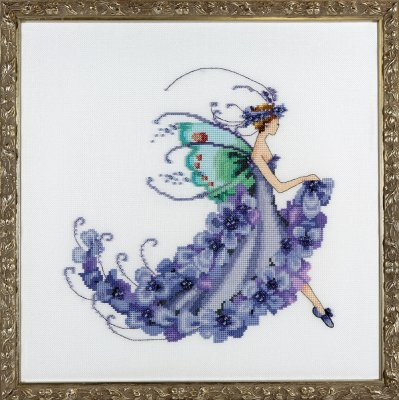 Wisteria Pixie Blossom Collection From Mirabilia Design