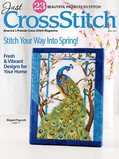 Just Cross Stitch April 2015 From Just Crossstitch