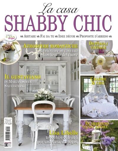 Casa da sogno la casa shabby chic da editoria europea - Casa shabby chic country ...