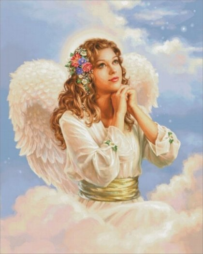 Angel of Grace From Heaven and