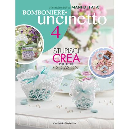 Bomboniere Alluncinetto 4 From Mani Di Fata Books And Magazines