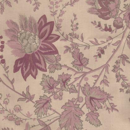 Sati tea purple da mas d 39 ousvan arredamento tessuti for Stoffe arredamento