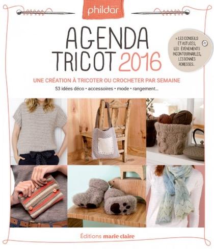 Agenda tricot 2016 de marie claire libros revistas y - Marie claire casa ...