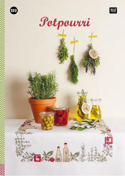 Rico design potpourri da rico design libri riviste for Riviste design casa
