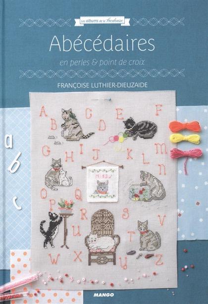 Abécédaires en perles & point de croix From Mango Pratique - Books and Magazines - Books and ...
