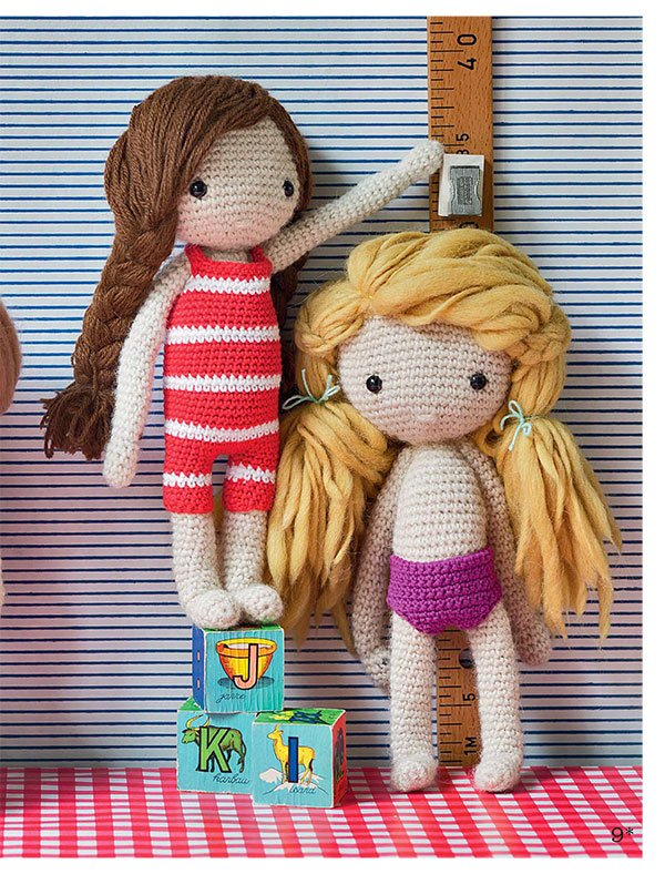 My Crochet Doll Ebook From David Charles Books And Magazines