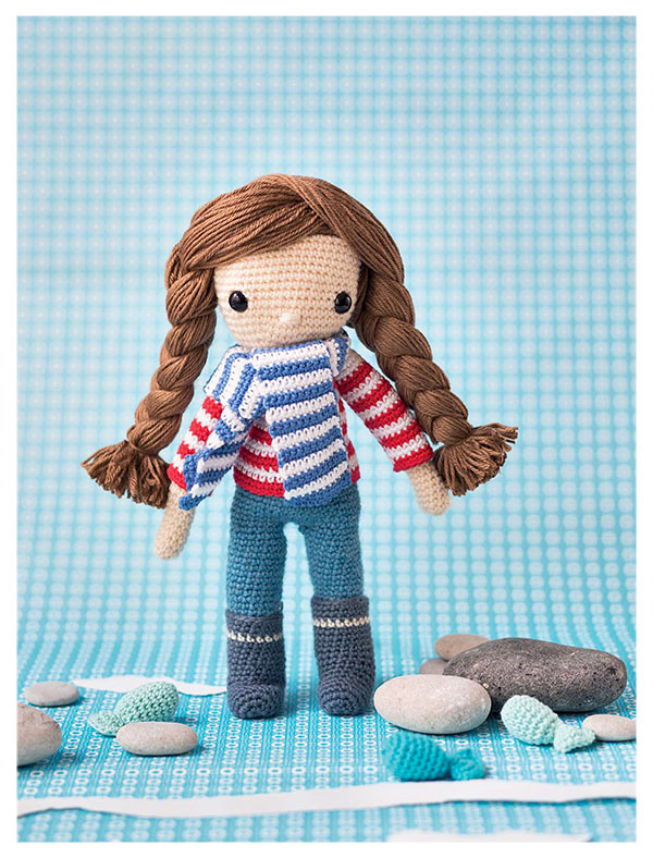 My Crochet Doll Book Ebook From David Amp Charles