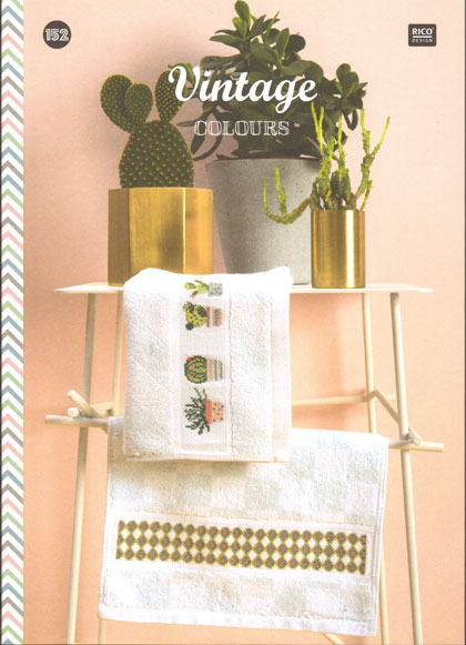 Rico design vintage colours da rico design libri for Riviste design casa