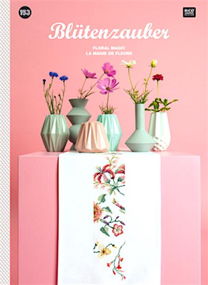 Rico design floral magic da rico design libri riviste for Riviste design casa