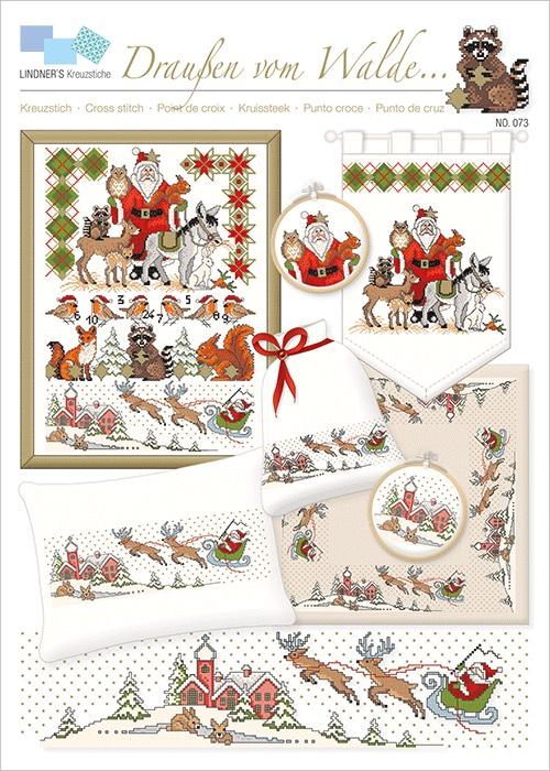 drau en vom walde from lindner 39 s kreuzstiche cross stitch charts cross stitch charts casa. Black Bedroom Furniture Sets. Home Design Ideas