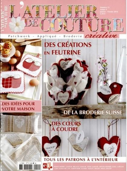 L 39 Atelier De Couture Crative N 15 From Lumina Edizioni