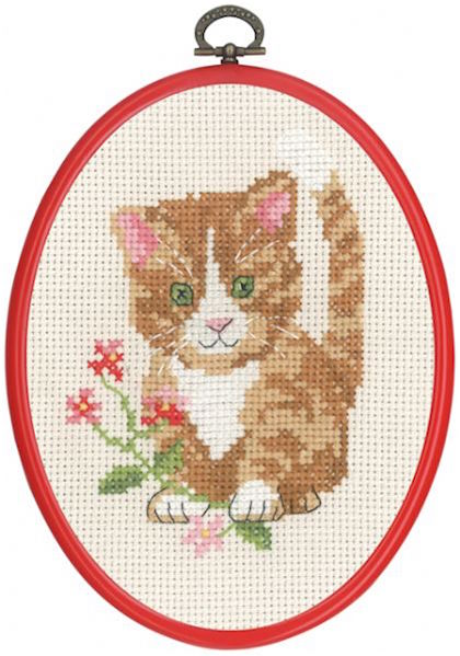 Permin embroidery frame embroidery ring 15 cm