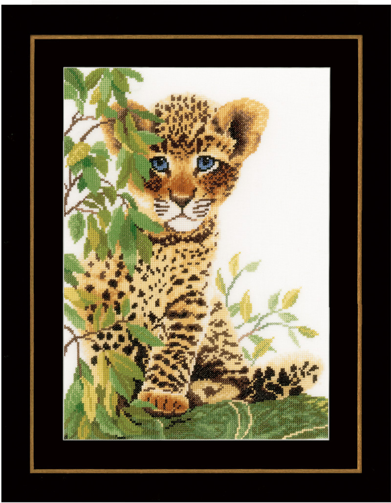 little panther from lanarte - animal collection