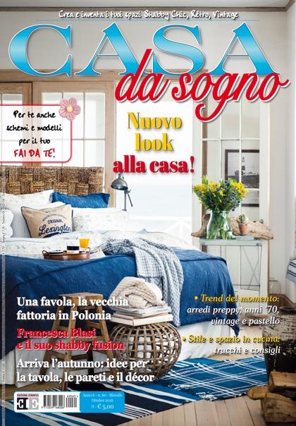Casa da sogno n 60 da editoria europea libri riviste libri riviste casa cenina - Casa da sogno biancheria ...