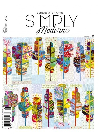 Simply Moderne 6 From Quiltmania Books And Magazines