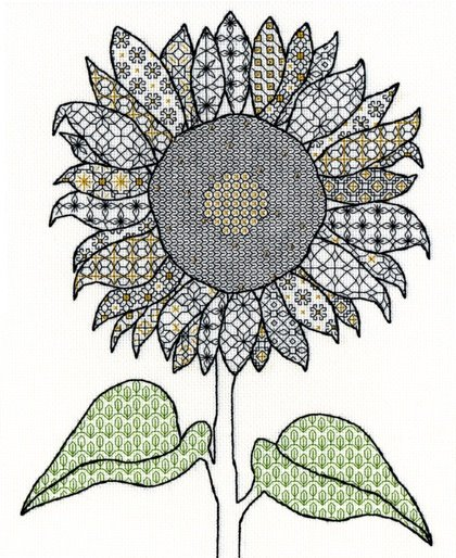 http://www.casacenina.com/catalog/images/img_217/blackwork-sunflower-bothy-threads-XBW1.jpg