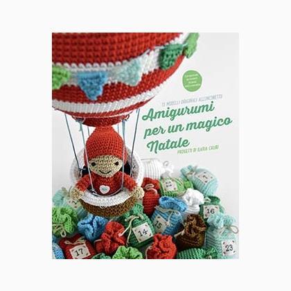 Amigurumi Natale.Amigurumi Per Un Magico Natale From Edizioni Il Castello Books And Magazines Books And Magazines Casa Cenina