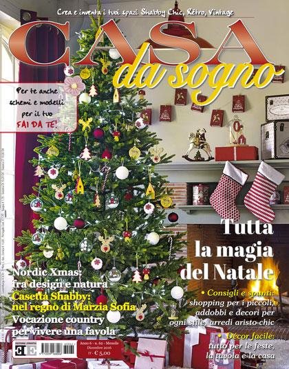 Casa da sogno n 62 da editoria europea libri riviste for Riviste per la casa
