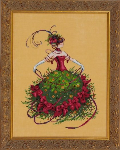 Miss Christmas Eve Md148 From Mirabilia Design Nora