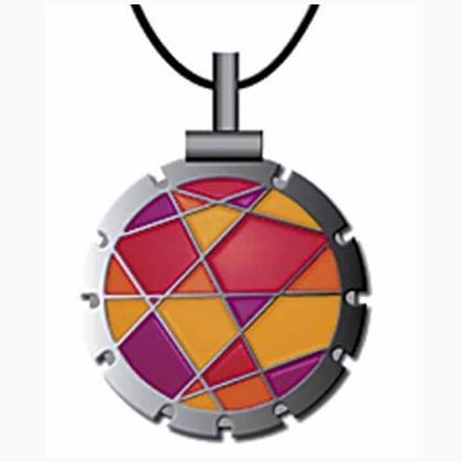 Orange fuchsia jewel thread cutter pendant from bohin necessities orange fuchsia jewel thread cutter pendant mozeypictures Gallery