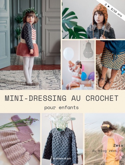 mini dressing au crochet pour enfants from les dition de saxe books and magazines books and. Black Bedroom Furniture Sets. Home Design Ideas