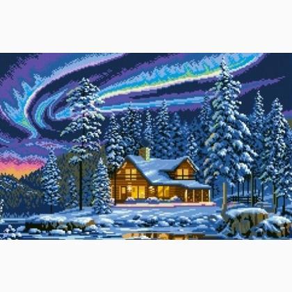 Northern Lights From Artibalta Diamond Painting Kits