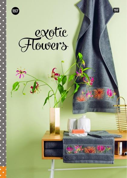 Rico design exotic flowers da rico design libri for Riviste design casa
