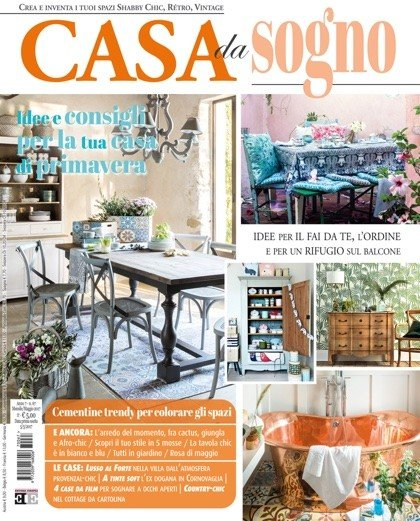 Casa da sogno n 67 da editoria europea libri riviste libri riviste casa cenina - Casa da sogno biancheria ...