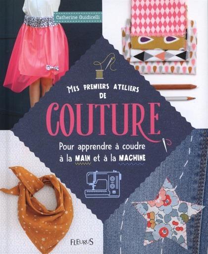 Mes premiers ateliers de couture de fleurus livres et for Boite a couture casa